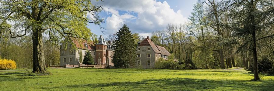 Hereinspaziert in den Schlosspark Senden