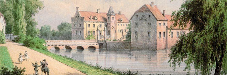 Rundgang durch Schloss und Schlosspark