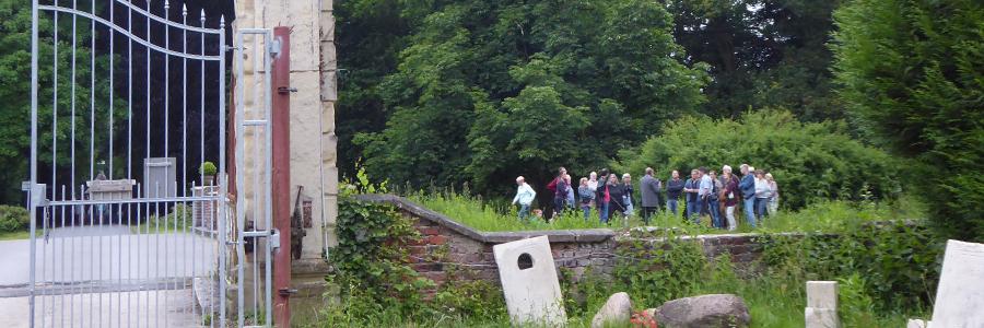 EINBLICK: Schlosspark Senden