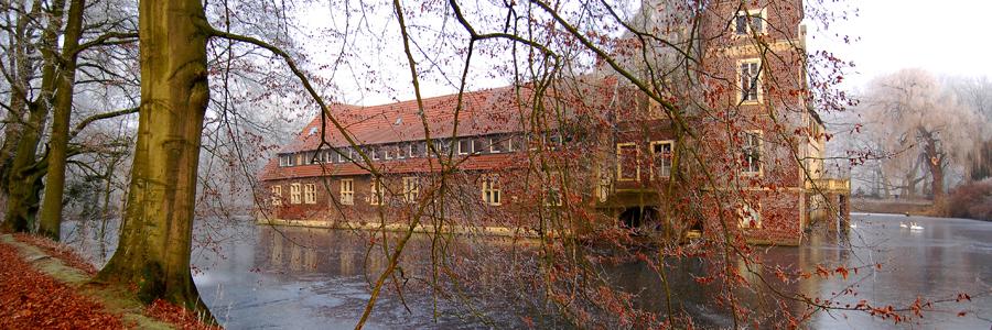 Winterführung durch Schloss und Schlosspark