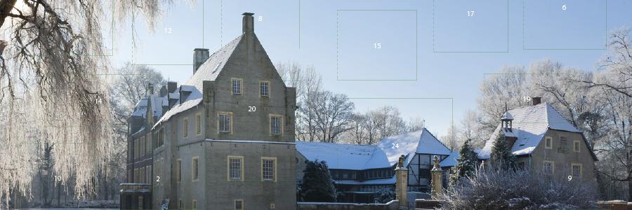 Helfen und Gewinnen: Adventskalender Schloss Senden