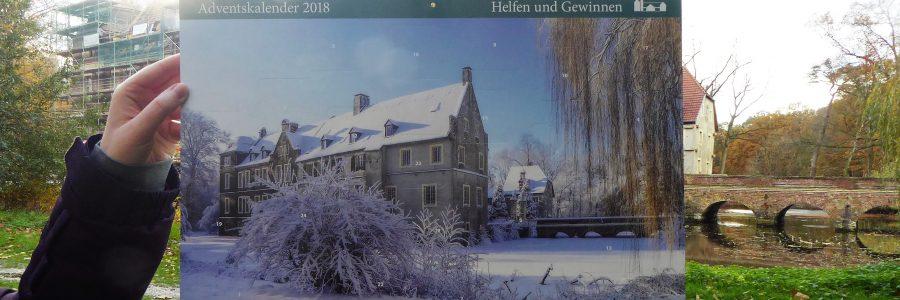 Helfen und Gewinnen: Adventskalender Schloss Senden 2018