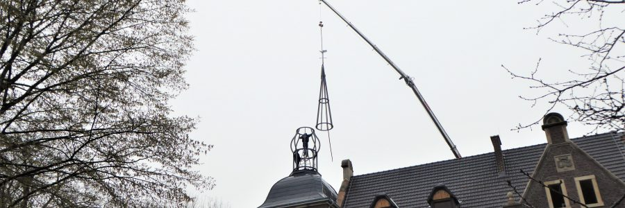 Eine Krone für den Südturm