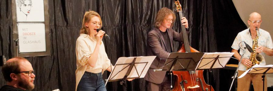 Droste-Wochenende bietet Filmkunst und Jazz