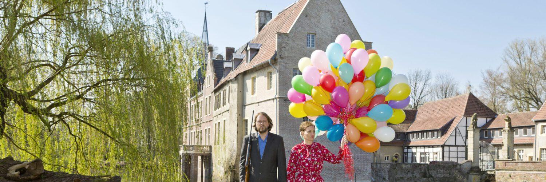 Ein Jahr voller Kunst im Schlosspark
